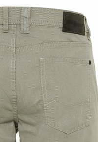 camel active - REGULAR FIT  - Trousers - sand - 8