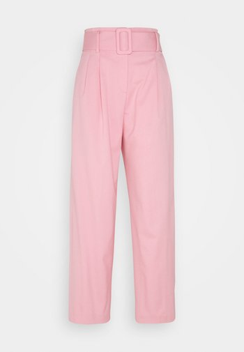 HUGESA - Trousers - bright pink