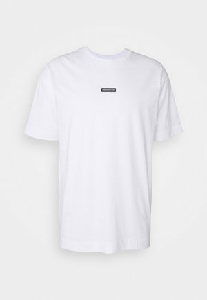 BRANDING BADGE - T-shirts print - white