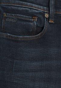 G-Star - 3301 SLIM - Slim fit jeans - worn in dusk blue - 6