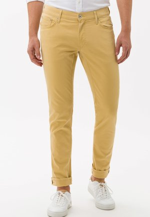 STYLE CHUCK - Straight leg jeans - sunset
