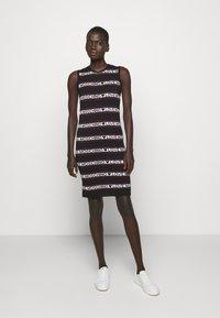Love Moschino - Jumper dress - black - 0