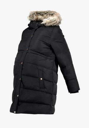 MLASTA COAT - Down coat - black