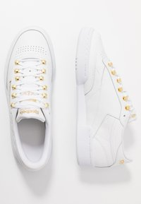 Reebok Classic - CLUB C 85 - Sneaker low - white - 3