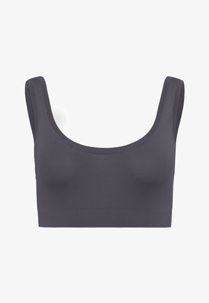 TOUCH FEELING - Bustier - carbon