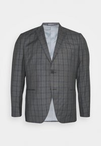 Isaac Dewhirst - CHECK SUIT - Oblek - grey - 2