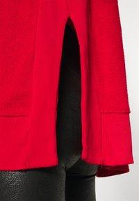 aerie - GARDEN CREW - Fleecegenser - chilly red - 4