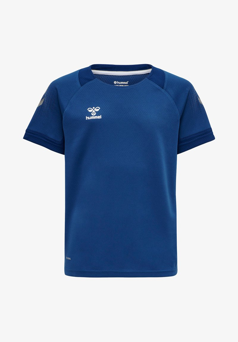 Hummel - Print T-shirt - true blue