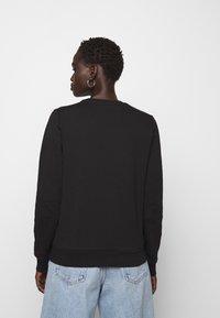 KARL LAGERFELD - IKONIK CHOUPETTE - Sweatshirt - black - 2