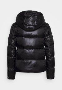 Calvin Klein Jeans - SHINY PUFFER - Winterjas - black - 1