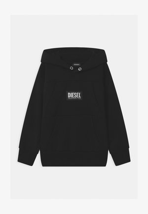 SALBYPOCKETS OVER UNISEX - Sweatshirt - nero