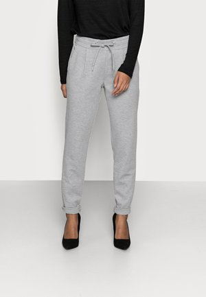 KATE - Trousers - grey melange