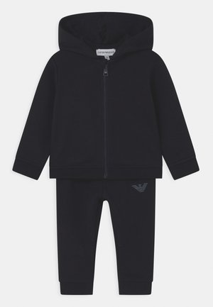 SET UNISEX - Tracksuit - dark blue