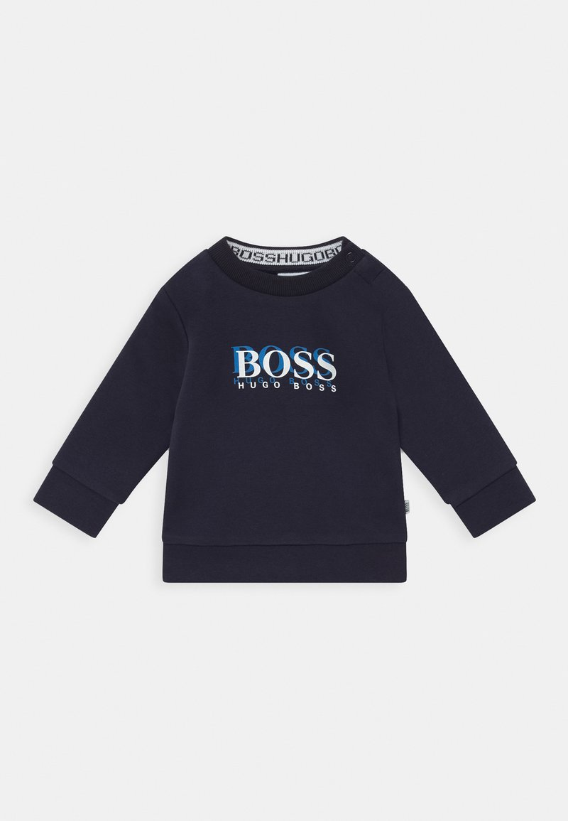 BOSS Kidswear - Mikina - bleu cargo