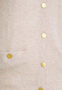 Davida Cashmere - Cardigan - light beige - 2