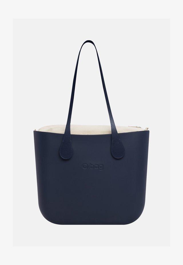 Shopping bag - blu navy
