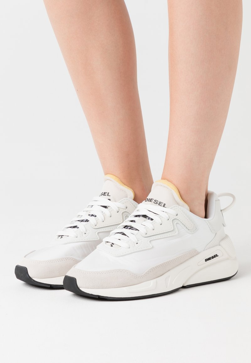 Diesel - SERENDIPITY S-SERENDIPITY LC W SNEAKERS - Trainers - white