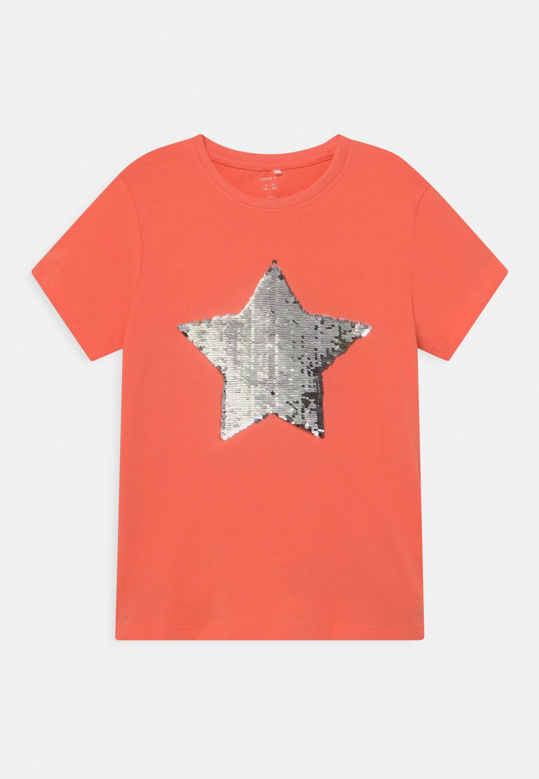 Kids NKFHAPASTAR BOX - Print T-shirt