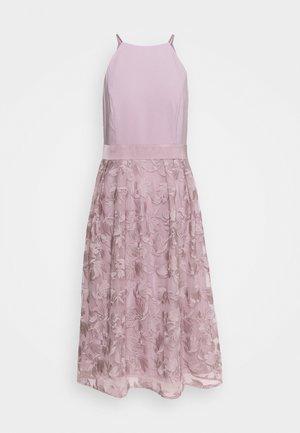 DRESS - Cocktail dress / Party dress - mauve