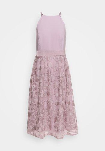 DRESS - Sukienka koktajlowa - mauve