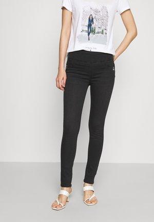 PANTS - Jeans Skinny Fit - black wash