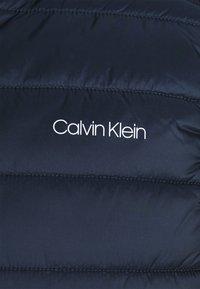 Calvin Klein - ESSENTIAL SIDE LOGO VEST - Waistcoat - navy - 2