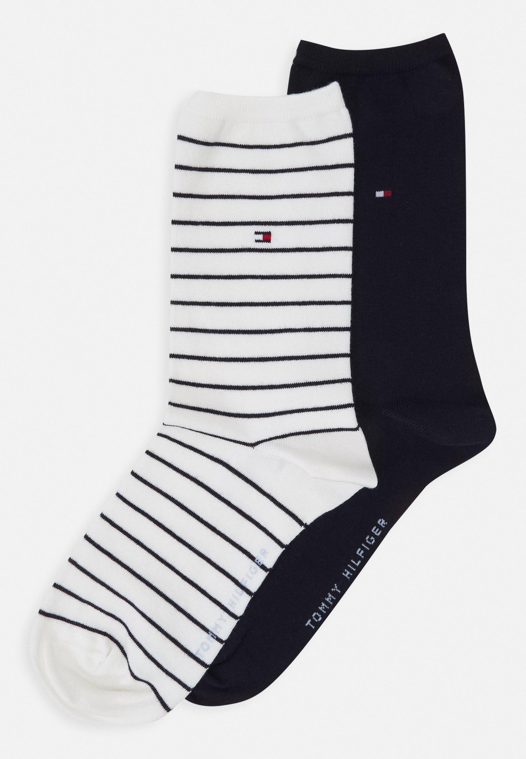 Women WOMEN SOCK SMALL STRIPE 2 PACK - Socks