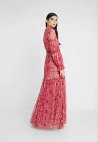 Needle & Thread - ANYA EMBELLISHED GOWN - Maxikleid - cherry red - 2