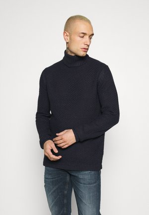 ONSLOCCER - Jumper - dark navy