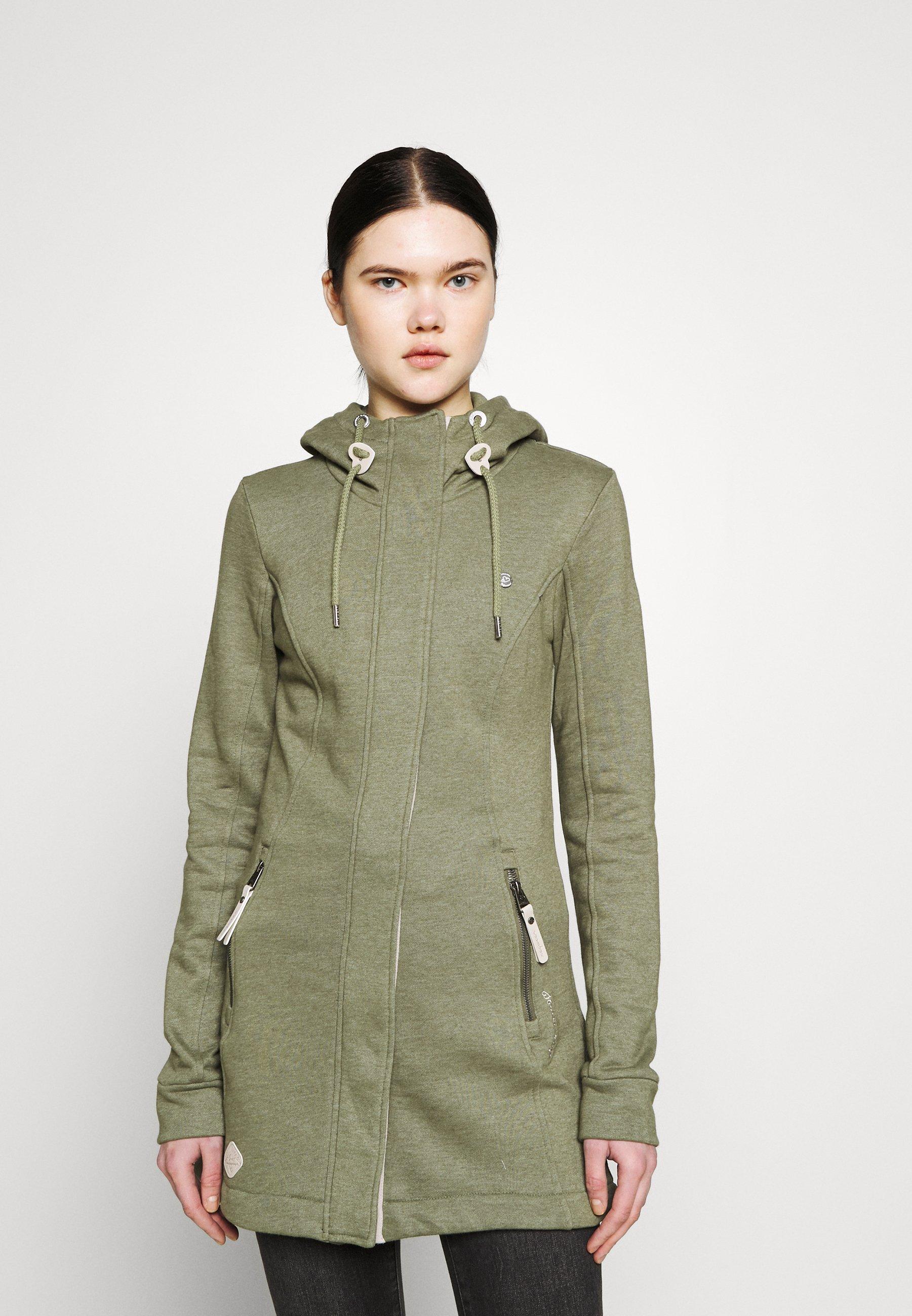 Women LETTY - Zip-up sweatshirt