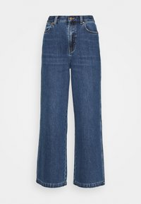 Wrangler - WORLD WIDE - Relaxed fit jeans - ranch blue - 3