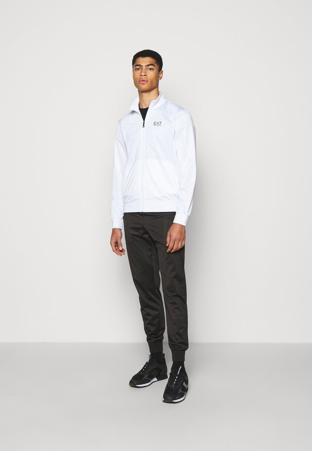 SET - Survêtement - white/black