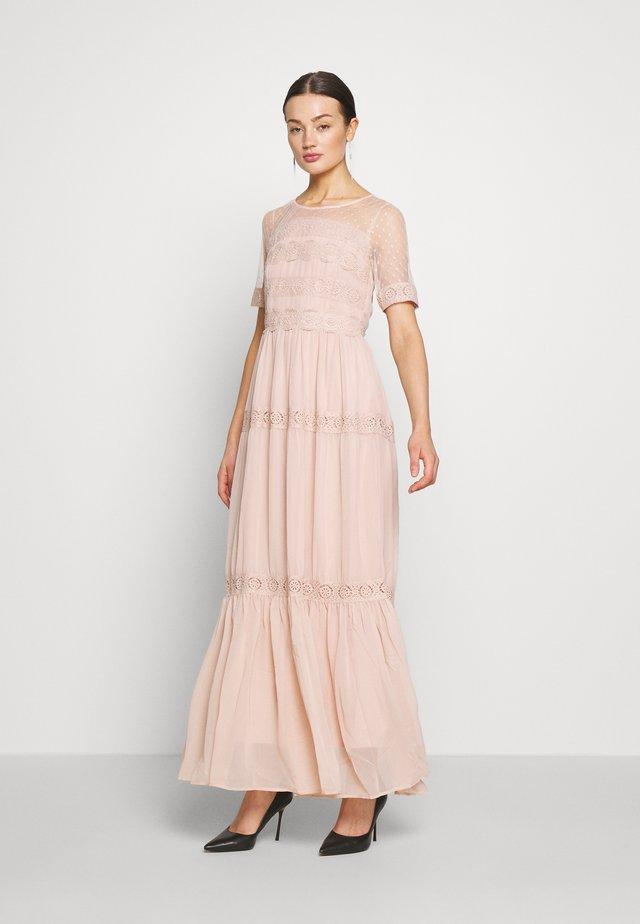 YASFALINE DRESS SHOW - Abito da sera - rose dust