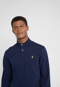 Polo Ralph Lauren - BASIC SLIM FIT - Polo shirt - cruise navy - 4