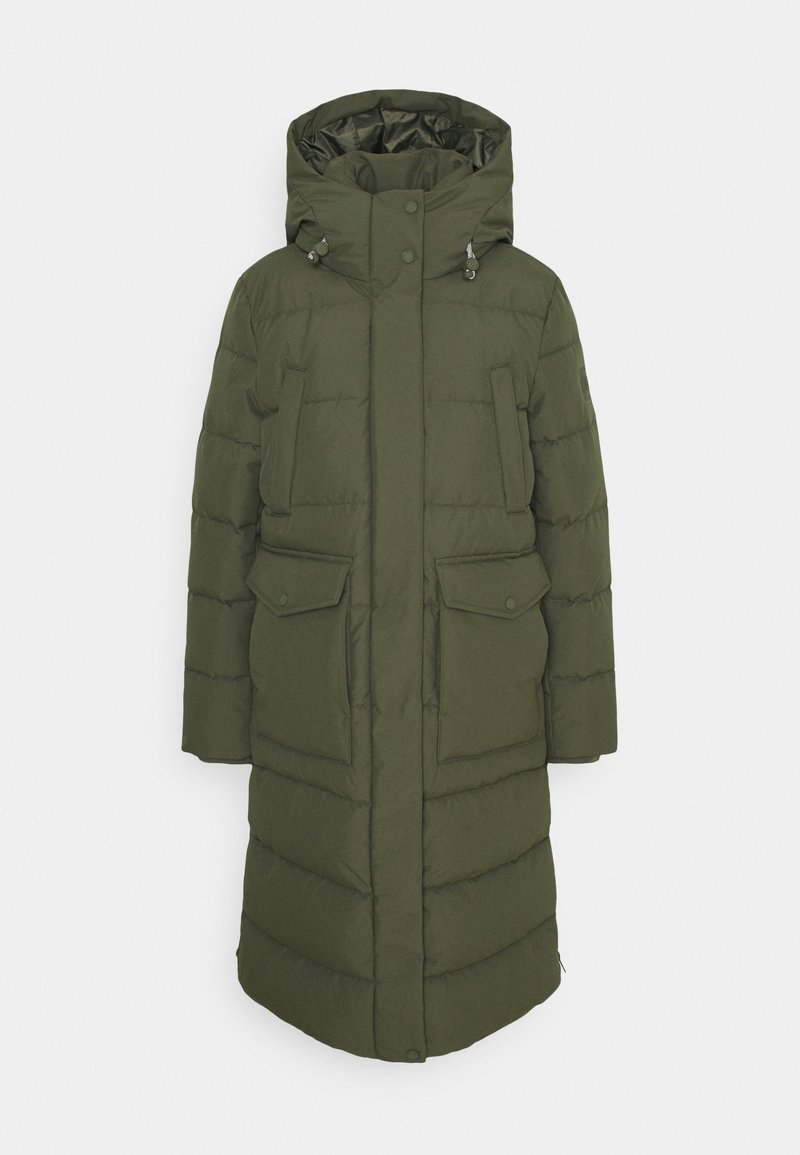 Marc O'Polo DENIM - ARCTIC EXPEDITION PUFFER COAT LONG - Winter coat - utility olive
