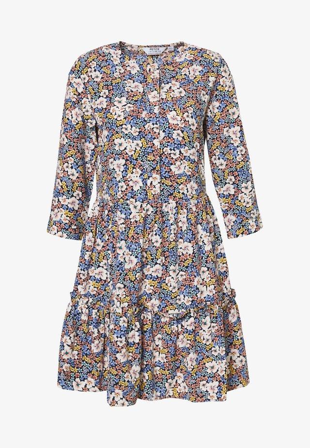 PETITES DITSY SMOCK DRESS - Day dress - multi