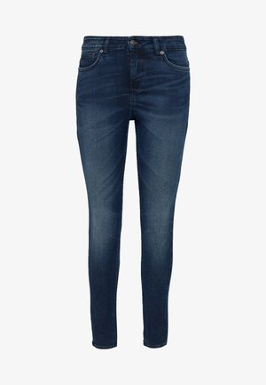NEED - Jeansy Skinny Fit - blau