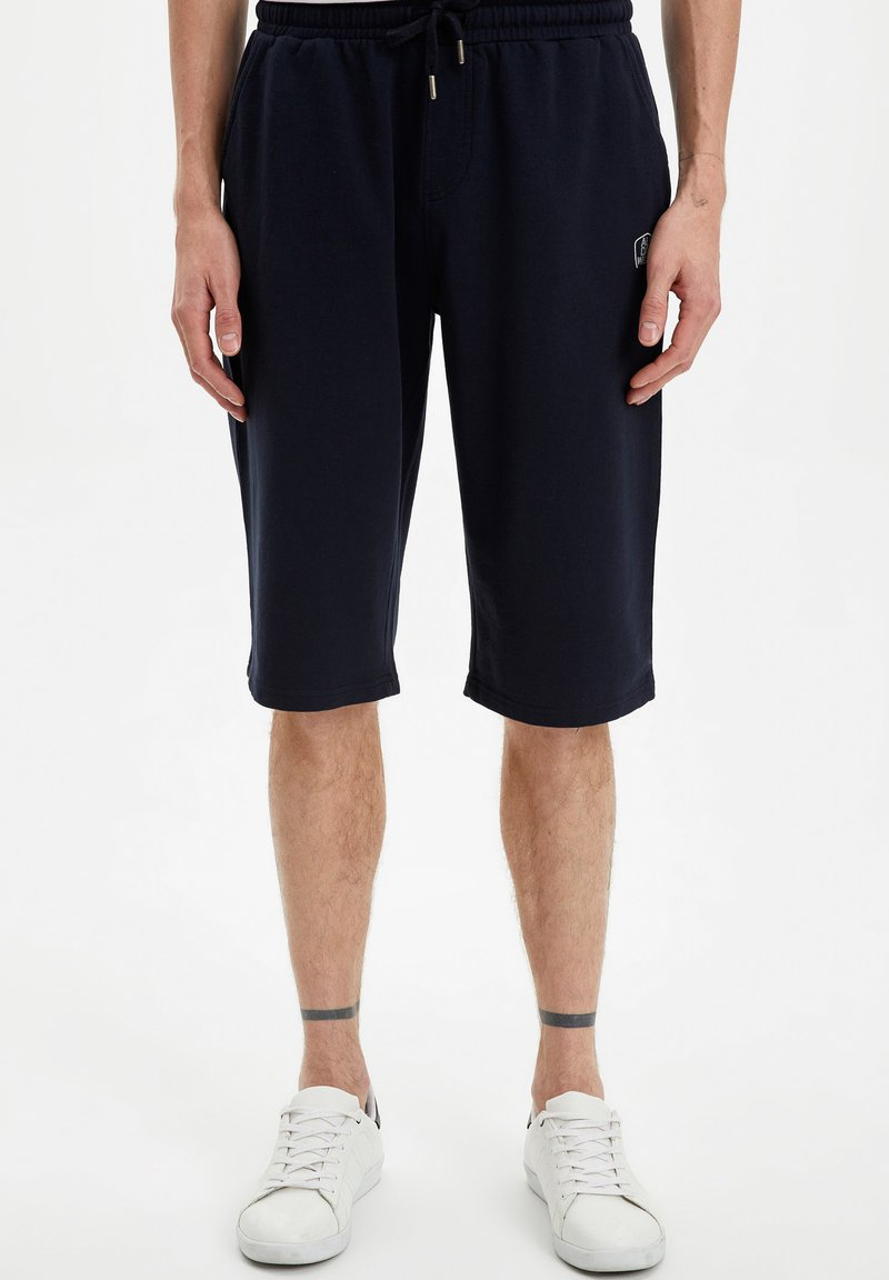 DeFacto - Shorts - navy