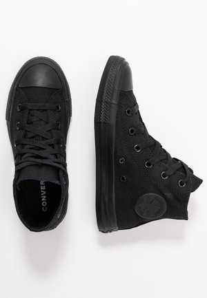 CHUCK TAYLOR ALL STAR  - Sneakers hoog - black monochrome