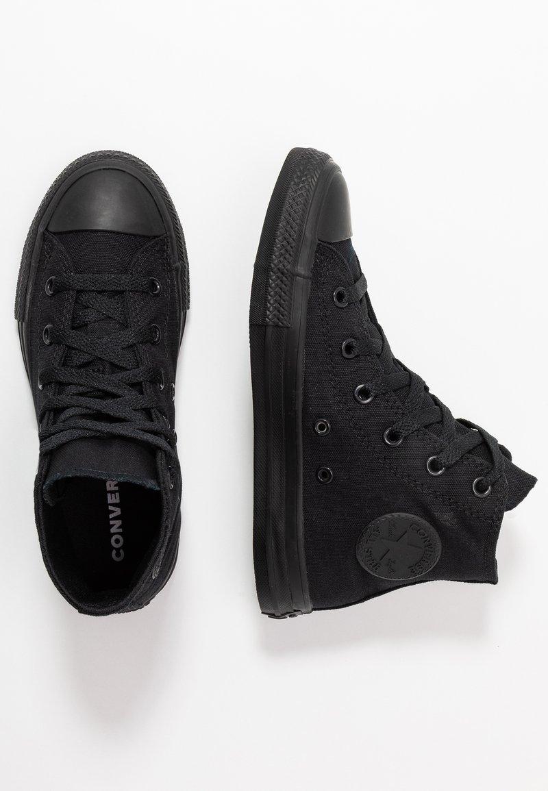 Converse - CHUCK TAYLOR ALL STAR  - Sneakers hoog - black monochrome