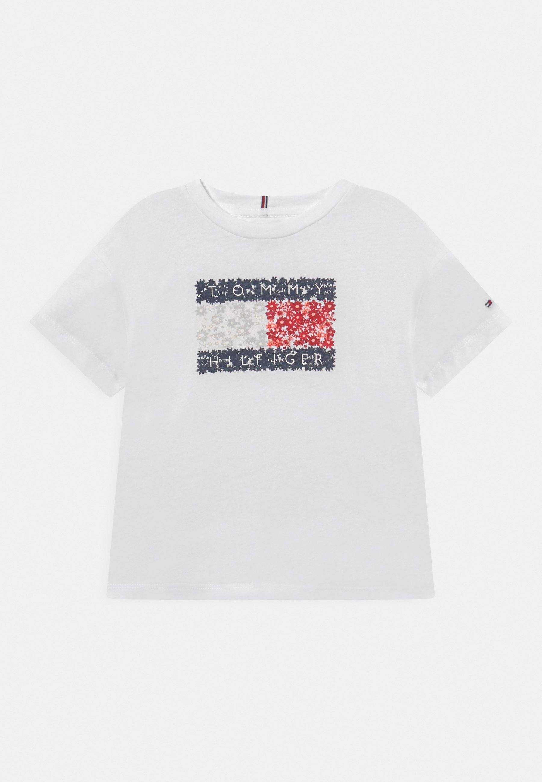 Bambini FLOWER FLAG TEE - T-shirt con stampa