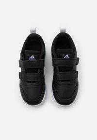 adidas Performance - TENSAUR UNISEX - Sportovní boty - core black/footwear white - 3