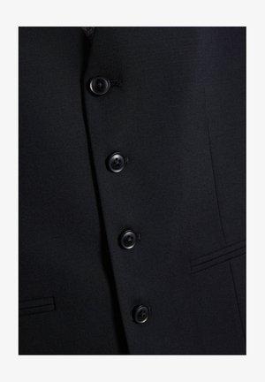 STRETCH  - Vesta do obleku - black