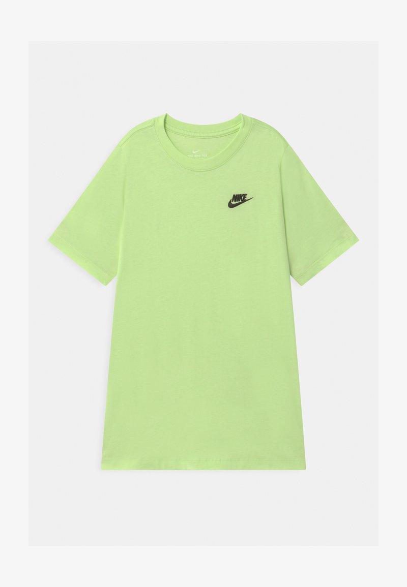 Nike Sportswear - FUTURA TEE  - T-paita - light liquid lime