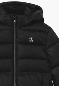 Calvin Klein Jeans - ESSENTIAL PUFFER JACKET - Winter jacket - black - 4