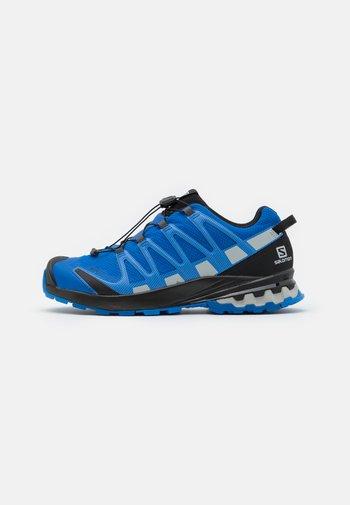 XA PRO 3D V8 GTX - Trail hardloopschoenen - turkish sea/black/pearl blue