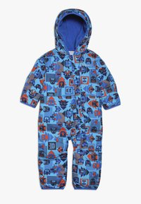 Columbia - SNUGGLY BUNNY BUNTING - Snowsuit - super blue - 0