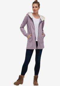 DreiMaster - Zip-up hoodie - light pink - 1