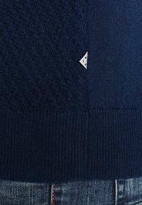 Matinique - TRITON - Pullover - estate blue - 5