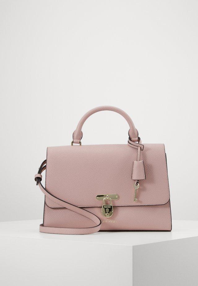 DRESSED BUSINESS TOP HANDLE - Håndveske - light pink